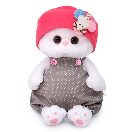 Кошечка Ли Ли BABY в шапочке с мышкой