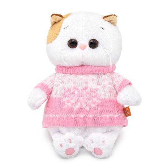 Кошечка Ли Ли BABY в свитере