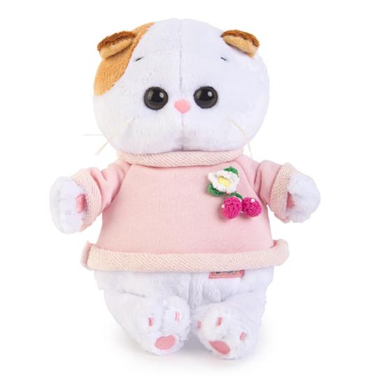 Кошечка Ли Ли BABY в толстовке