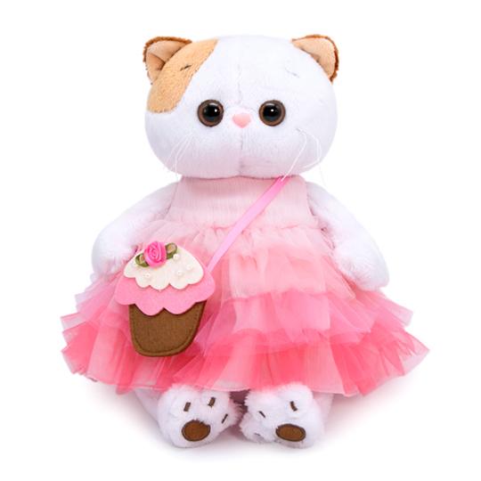 Кошечка Ли Ли с сумочкой-пирожным