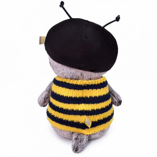 Кот Басик BABY в костюме «Пчелка»