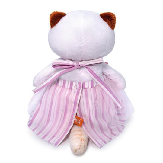 Кошечка Ли Ли в платье с бабочками