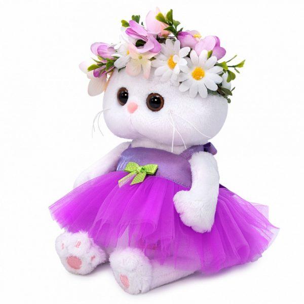 Кошечка Ли Ли BABY в веночке