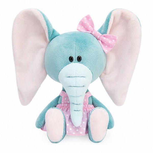 Слониха Симба в розовом сарафане