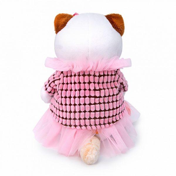 Кошечка Ли Ли в вельветовой курточке