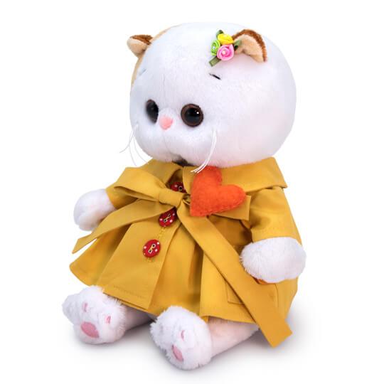 Кошечка Ли Ли BABY в плаще и с сердечком