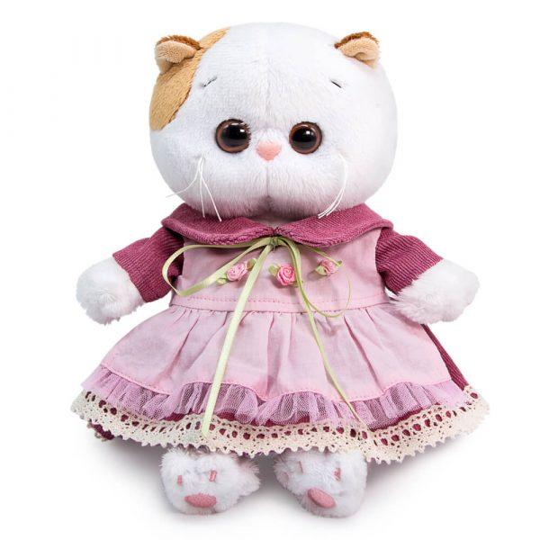 Кошечка Ли Ли BABY в платье с передником